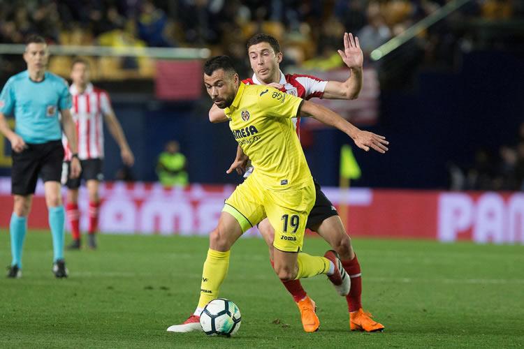 Liga Santander  Athletic cierra la 31ª fecha ganando por 3-1 al Villarreal.  shadow. Publicado el 09-04-2018 29d1c94f34816