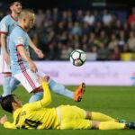 Liga Santander: Villarreal con triplete del colombiano Bacca goléo 4-1 al Celta de Vigo