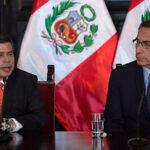 Preocupa el romance entre Martín Vizcarra y el fujimorismo