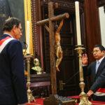 Martín Vizcarra toma hoy juramento a nuevo Gabinete Ministerial
