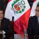 """Fue un error de Vizcarra promulgar ley que pone al Congreso como """"zona liberada"""""""
