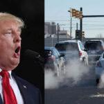 Trump ahora busca rebajar requisitos medioambientales a la fabricación de automóviles