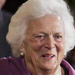 EEUU: Exprimera dama de EEUU Barbara Bush renuncia a tratamiento médico