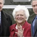 EEUU: Falleció ex primera dama Barbara Bush esposa y madre de dos expresidentes (VIDEO)