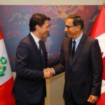 Cumbre de las Américas: Vizcarra se reunió con líderes extranjeros
