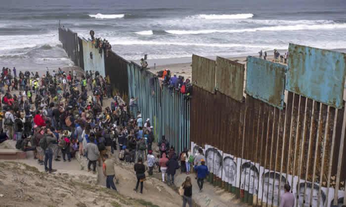 Estados Unidos no procesará casos de indocumentados en San Ysidro