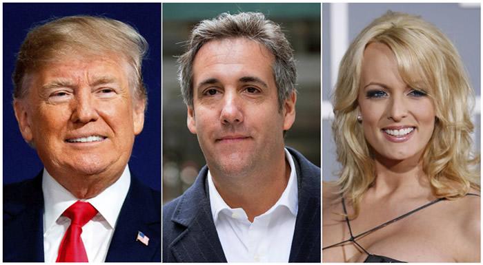 Retrasan juicio entre abogado de Trump y Stormy Daniels