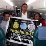 Familiares de periodistas secuestrados buscarán en Lima reunión con Santos