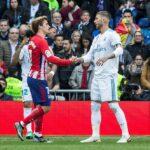 Real Madrid y Atlético de Madrid igualaron 1 a 1 en el Bernabéu
