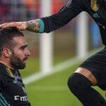 Champions: Carvajal e Isco descartados en Real Madrid para choque contra Bayern