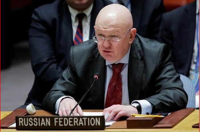 Rusia: Putin denuncia que