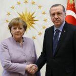 Merkel y Erdogan apuestan por impulsar con urgencia proceso político en Siria
