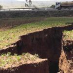 Kenia: Gigantesca fisura está separando el Cuerno de África delcontinente (VIDEO)