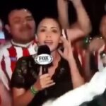 Federación Mexicana de Fútbol condena acoso sufrido por reportera de Fox Sports
