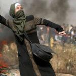 Violentos enfrentamientos entre palestinos y policías judíos en límite de Gaza con Israel (VIDEO)