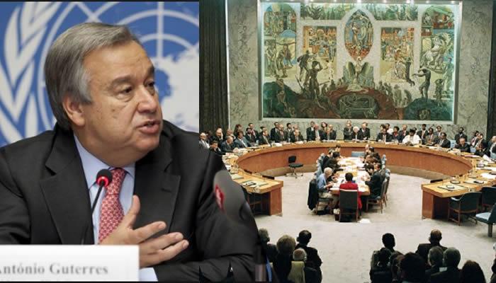 Consejo de Seguridad de la ONU analiza ataque de EU contra Siria