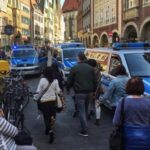 Alemania: Varios muertos y heridos al arrollar furgoneta a grupo de personas
