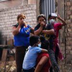 Vizcarra supervisó acciones de ayuda a afectados por incendio