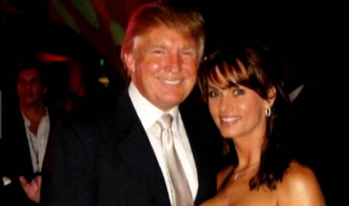 Ex chica Playboy logra acuerdo para divulgar presunto affaire con Trump