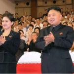 Corea del Norte: Kim Jong-un y su esposa acudieron a concierto de músicos surcoreanos (VIDEO)