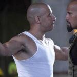 """""""La Roca"""" admite que nunca grabó escenas de la saga """"Rápido y furioso"""" conVin Diesel"""