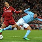 Champions League: Liverpool zarandea con una goleada (3-0) al Manchester City