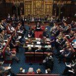 Gobierno británico sufre su primera derrota en los Lores sobre el 'brexit'