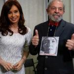 Cristina Fernández: Quieren proscribir a Lula porque va a ganar las próximas elecciones