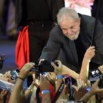 Lula dormirá en Sindicato Metalúrgico y este sábado asiste a misa por su fallecida esposa
