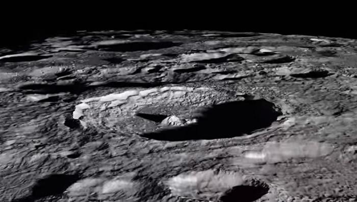 Impresionantes imágenes de la Luna en primer plano