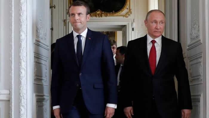No toleraremos banalización del uso de armas químicas: Macron