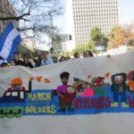 EEUU: Empezó 'Marcha sin Fronteras' que recibirá a Caravana de Refugiados Vía Crucis