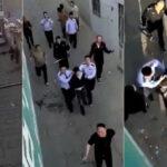 China: Hombre armado con cuchillo asesinó a 7 escolares e hirió a otros 12 (VIDEO)