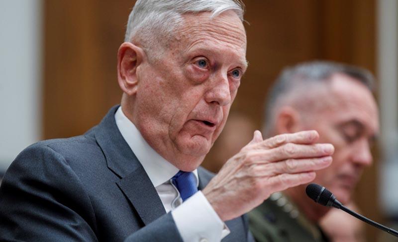 El Pentágono afirma que está listo para presentar