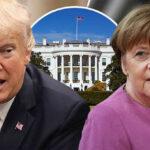 Merkel anuncia que Europa está lista para contestar ante alza de aranceles deEEUU