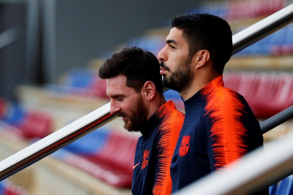 Que descanse Messi es una posibilidad