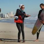 EEUU: Un frente frío con tormentas llega a la Florida en pleno apogeo primaveral