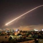 Defensa antiaérea siria derriba al menos 13 misiles de Estados Unidos y sus aliados (VIDEO)