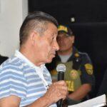 Osmán Morote dejó la prisión para cumplir arresto domiciliario