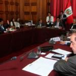 Congreso: Plantearán que denuncia a Becerril se retome en Ética