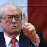 Jean Marie Le Pen se une a alianza neofascista europea tras su cese en el FN