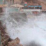 Indeci recomienda medidas de protección ante oleajes en el litoral