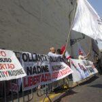 Tribunal Constitucional definirá situación de Humala y Nadine el 26 de abril