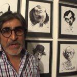 """""""Los caricaturistas somos francotiradores"""", según el peruano Omar Zevallos"""