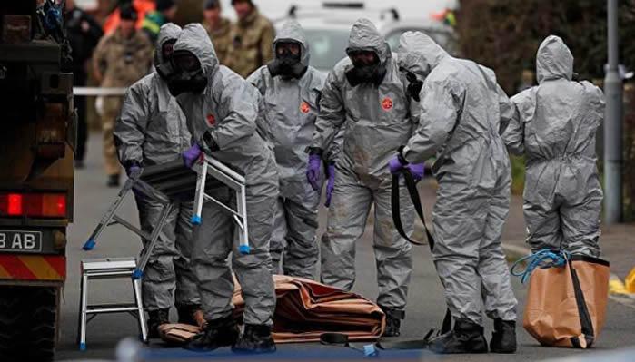Un supuesto ataque químico, el detonante de la operación