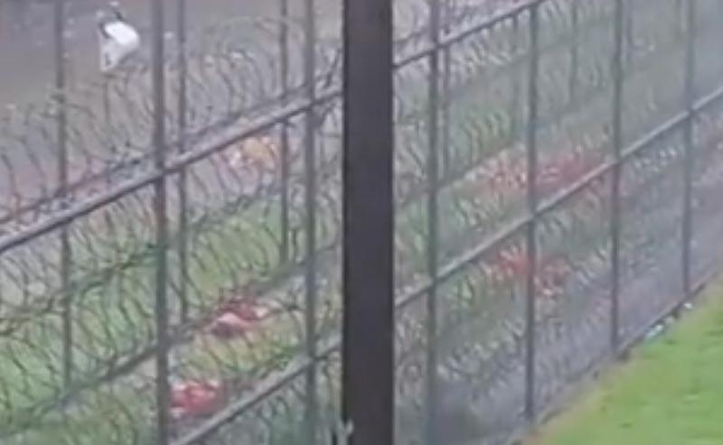 Reportan 20 muertes durante un intento de fuga en cárcel brasileña