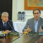 Presidente Vizcarra encabeza primera sesión del Consejo de Ministros