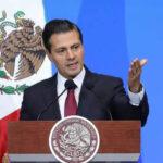 """Peña Nieto exige a Trump dirigir """"frustración"""" al Congreso de EEUU yno a los mexicanos (VIDEO)"""