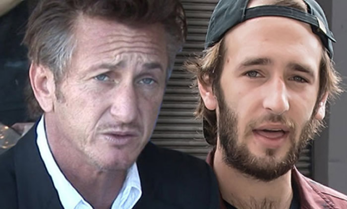 Por posesión de drogas, arrestan al hijo de Sean Penn