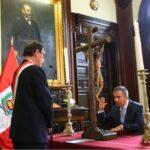 Raúl Pérez-Reyes juramentó como ministro de la Producción